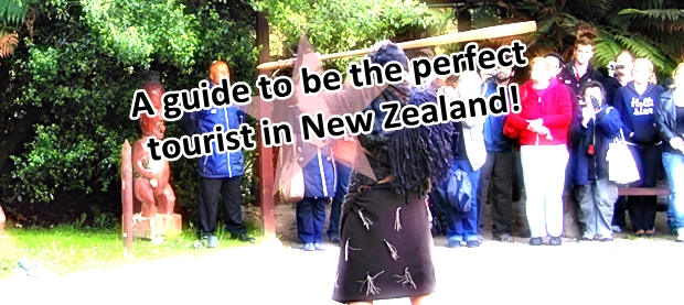 A guide to be the perfect tourist in New Zealand!